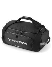 Flyhawk_60Litre_Holdall_Black